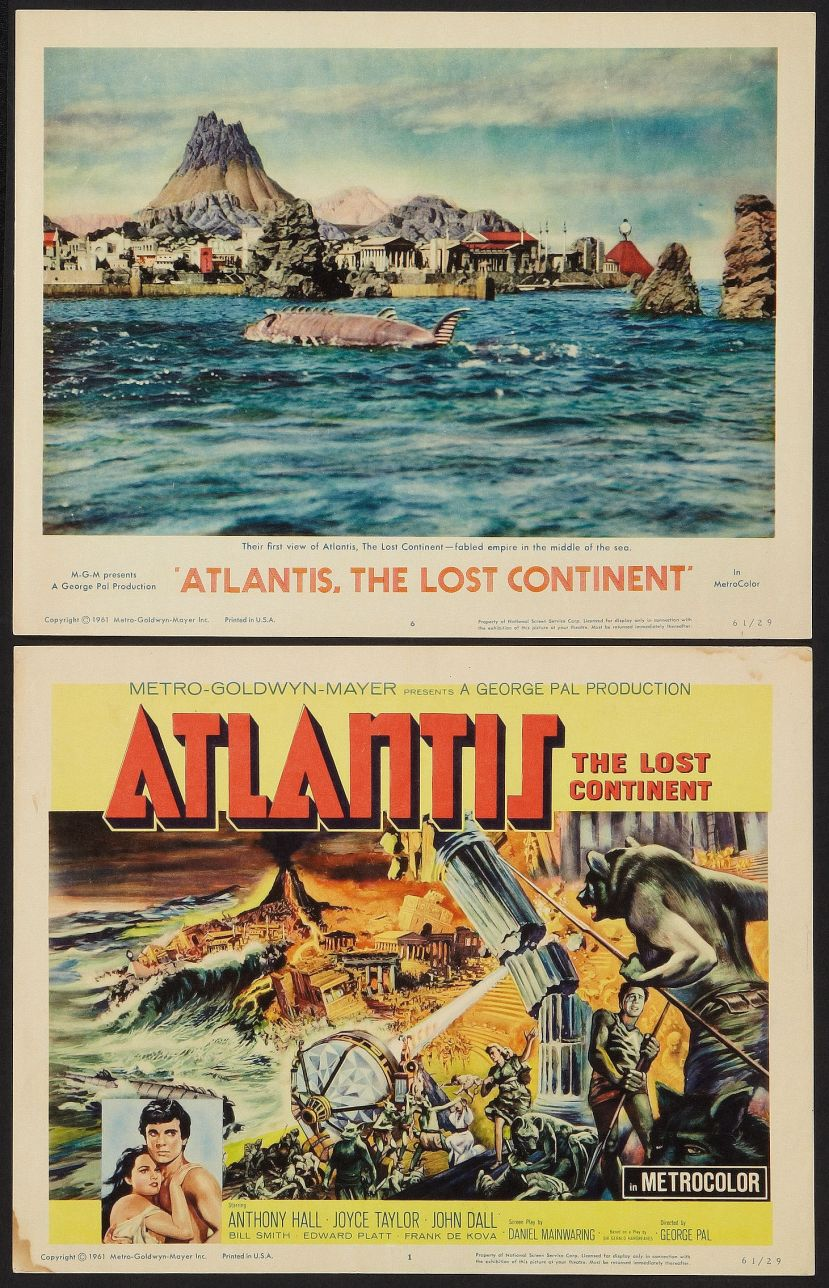 Atlantis, the Lost Continent 10