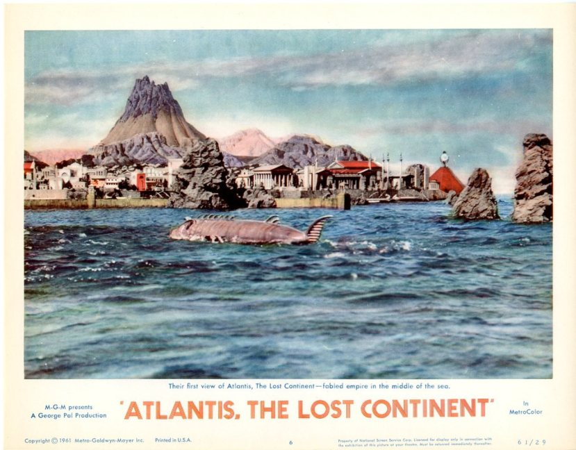 Atlantis, the Lost Continent 18