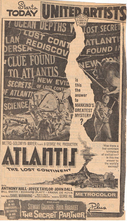 Atlantis, the Lost Continent 20
