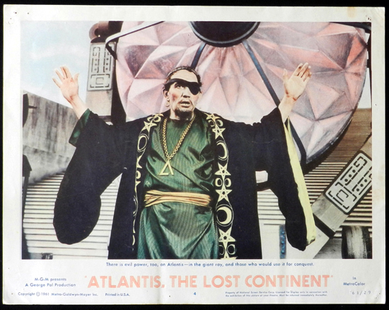 Atlantis, the Lost Continent 24