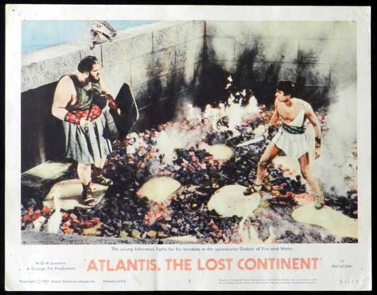 Atlantis, the Lost Continent 25