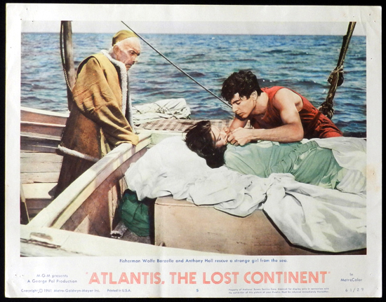 Atlantis, the Lost Continent 26