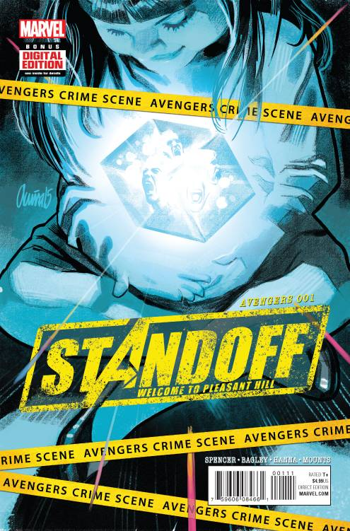 Avengers Standoff Welcome to Pleasant Hill #1