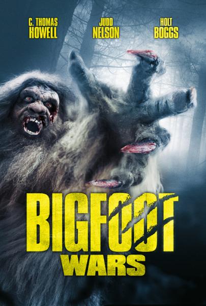 Bigfoot Wars 11