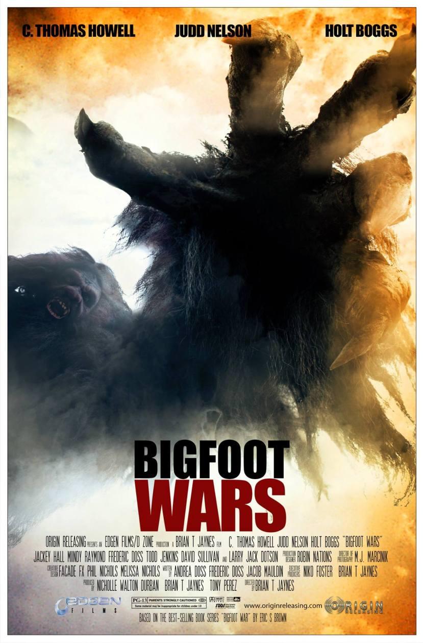 Bigfoot Wars 3