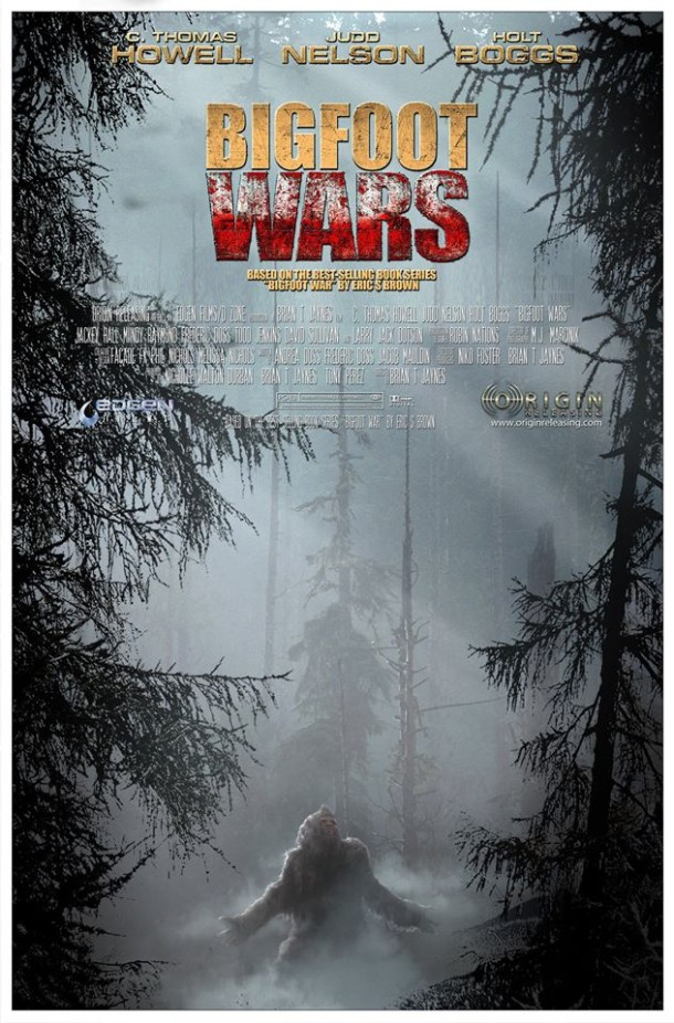 Bigfoot Wars 9