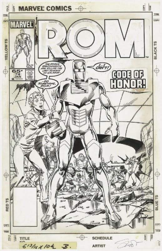 rom #74A 1986