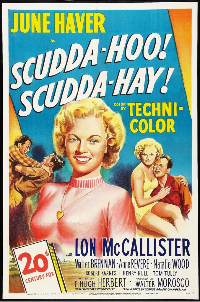 Left or Right? – Scudda Hoo! Scudda Hay! (1948) – The Telltale Mind
