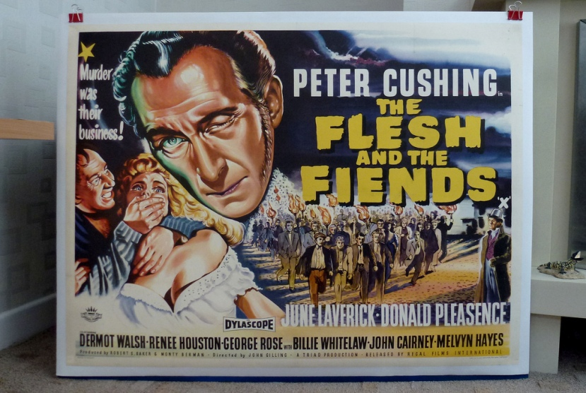 The Flesh and the Fiends 20