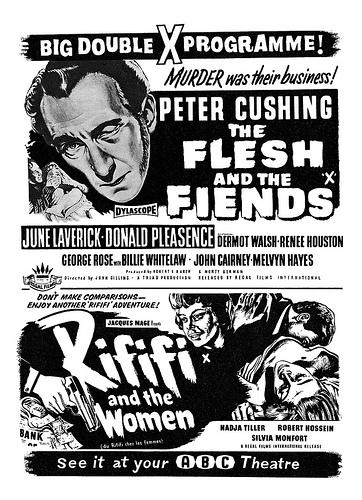 The Flesh and the Fiends 22