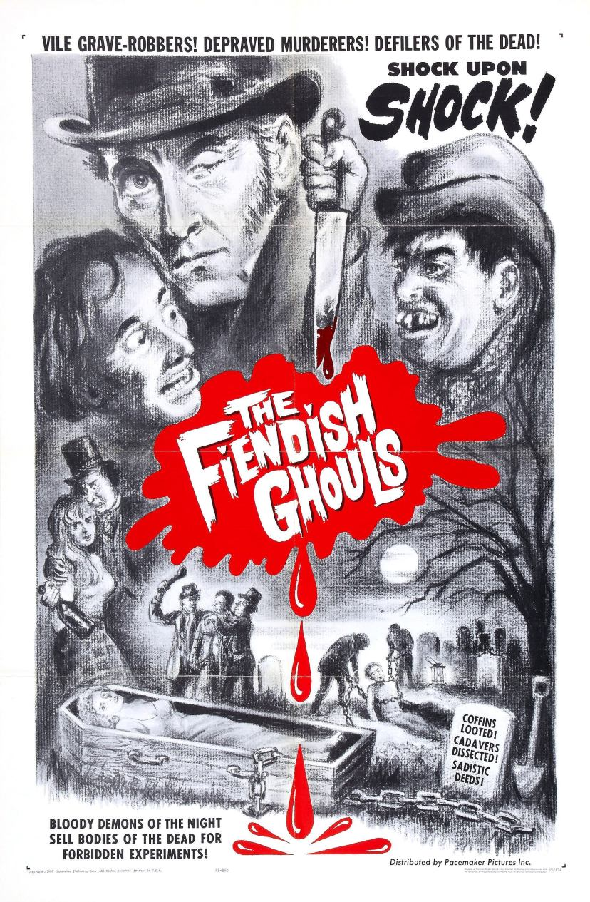 The Flesh and the Fiends 4
