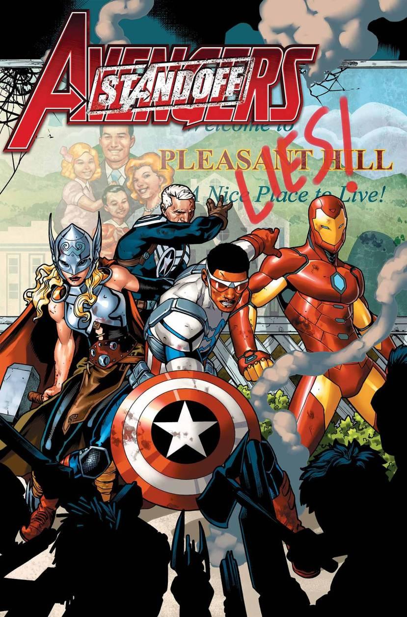 Avengers Standoff Assault On Pleasant Hill Alpha #1