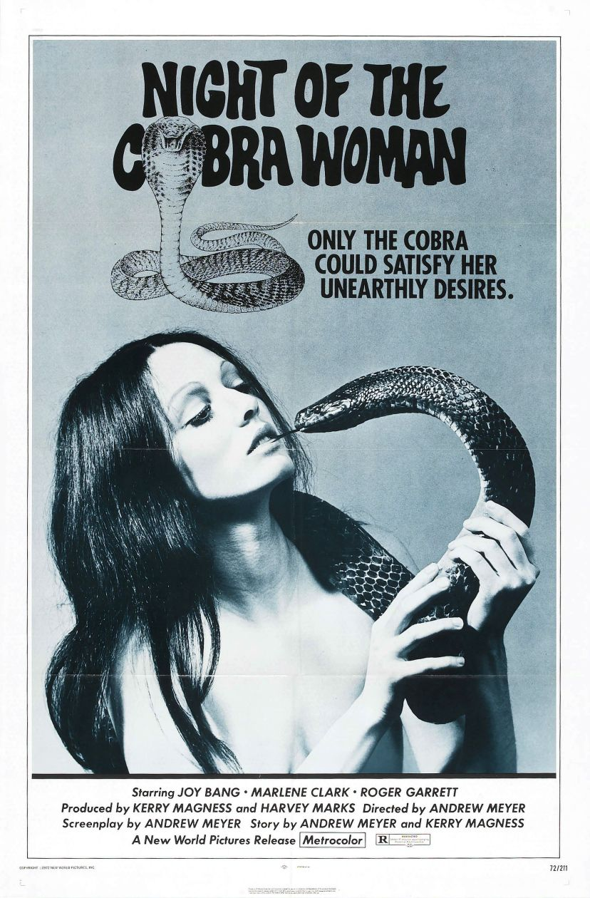 night of the cobra woman 1