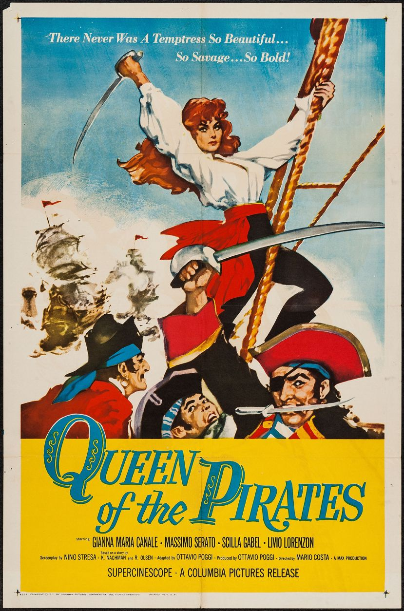 Queen of the Pirates 1