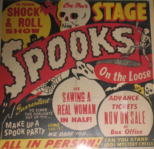 Spook Show 11