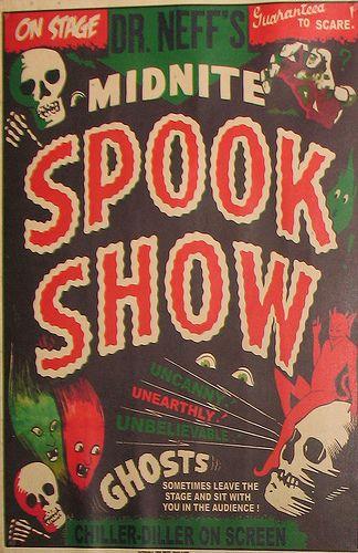 Spook Show 13
