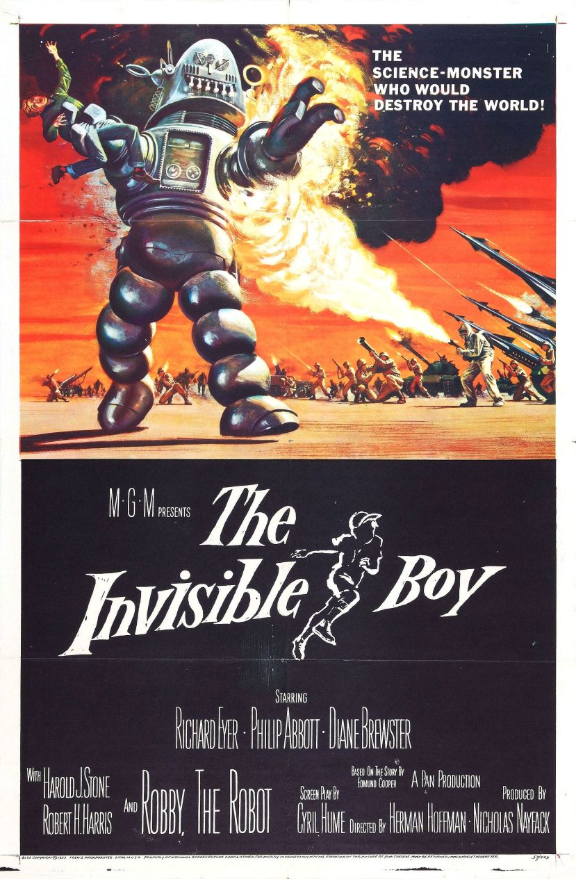 The Invisible Boy 1