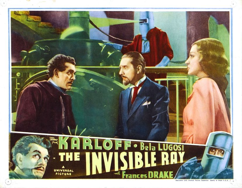 The Invisible Ray 10