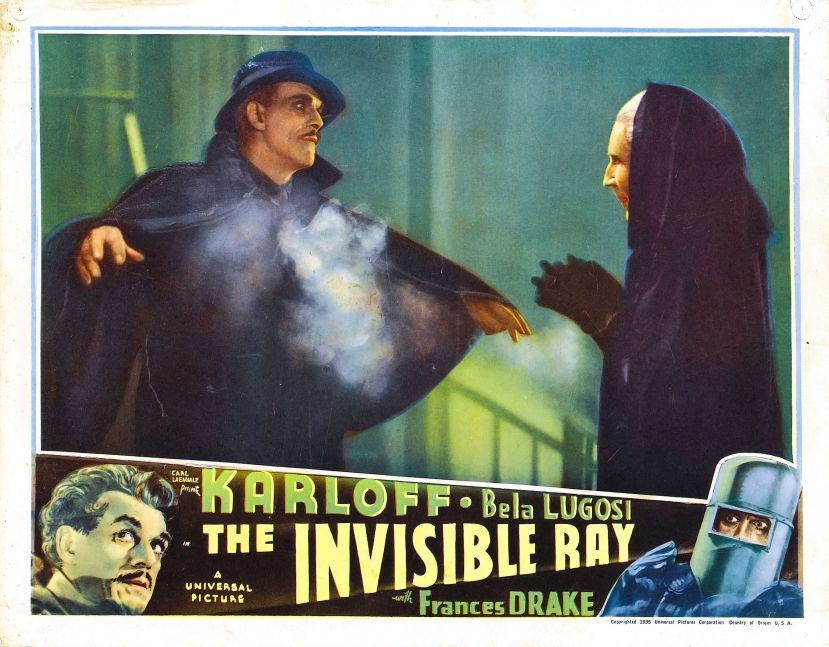 The Invisible Ray 11