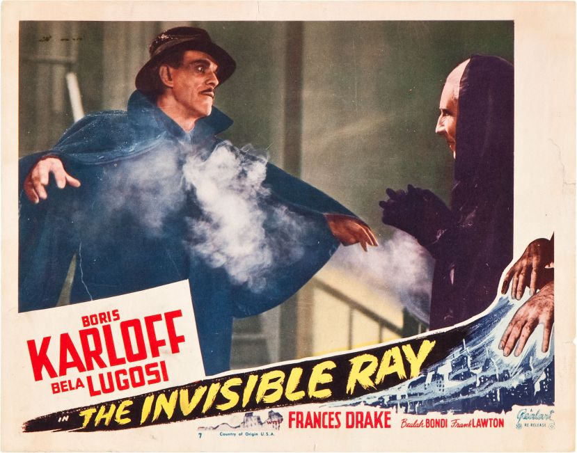 The Invisible Ray 13