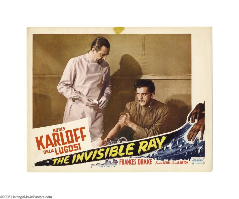 The Invisible Ray 14
