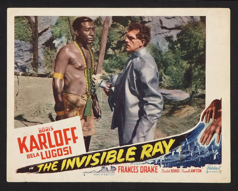 The Invisible Ray 15