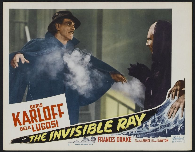 The Invisible Ray 16