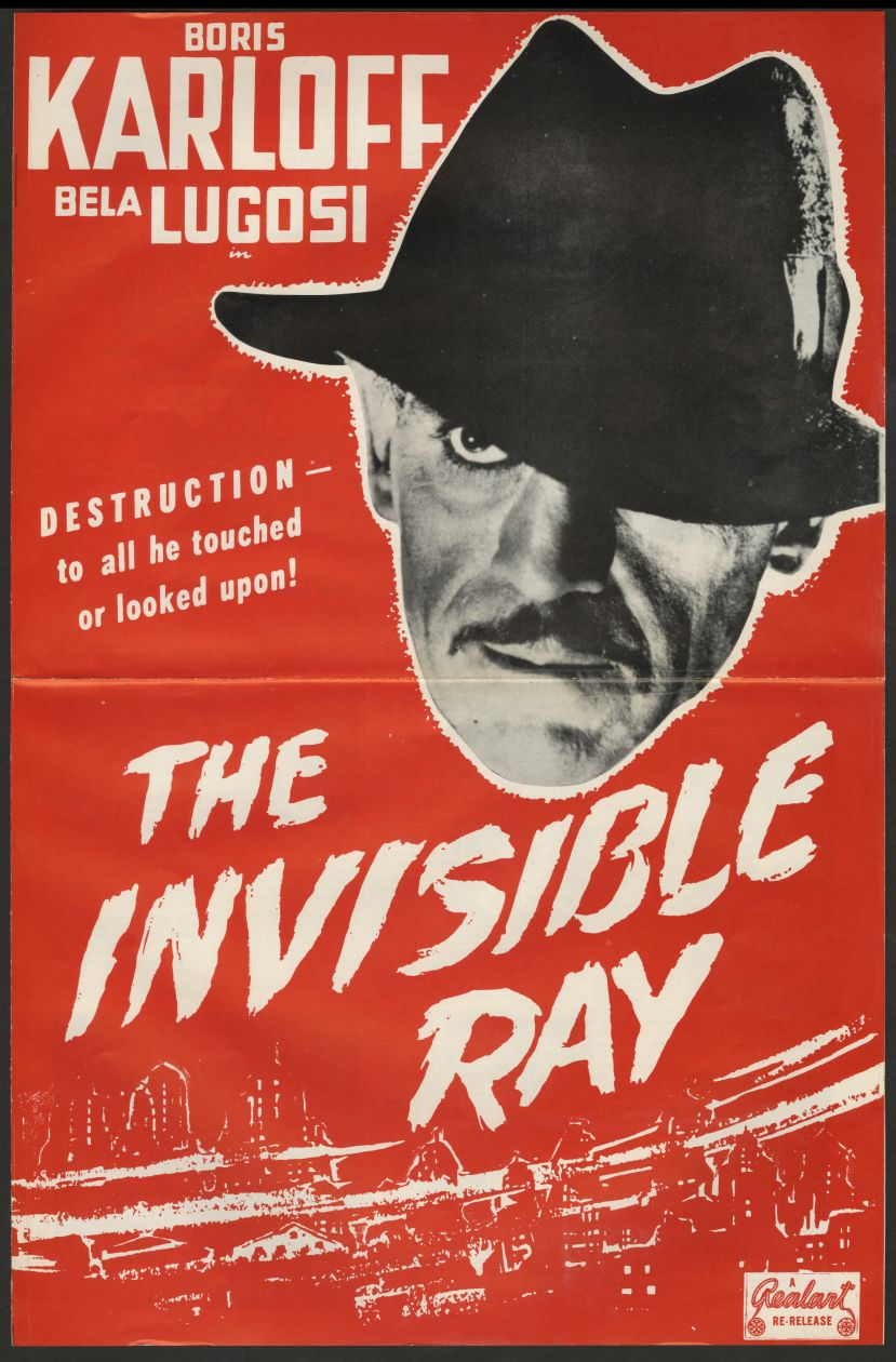 The Invisible Ray 19