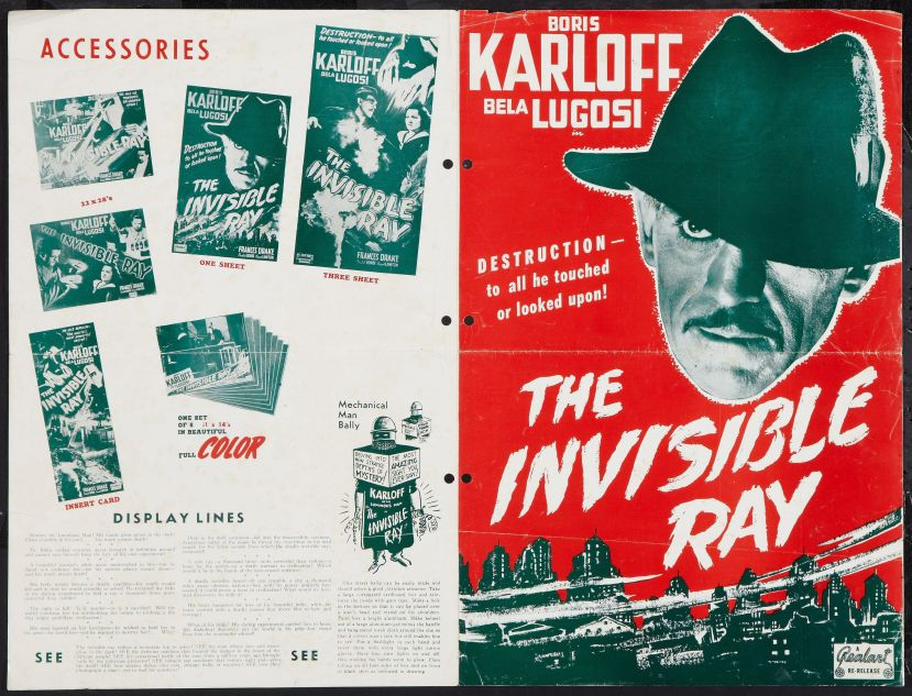 The Invisible Ray 21