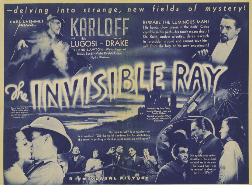 The Invisible Ray 22