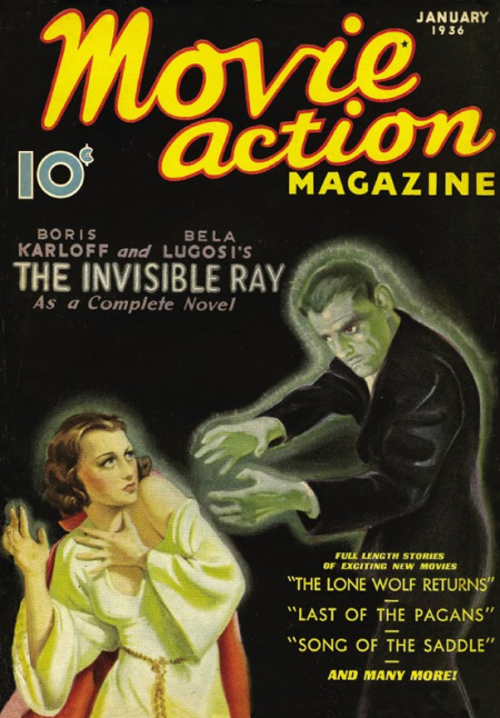 The Invisible Ray 65