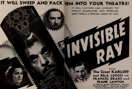 The Invisible Ray 72