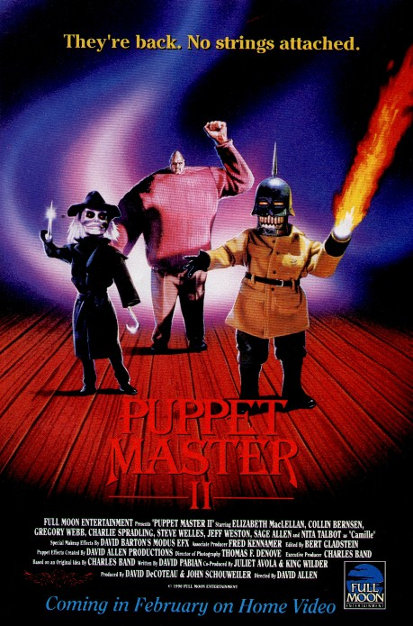 Puppet Master 2 - 1