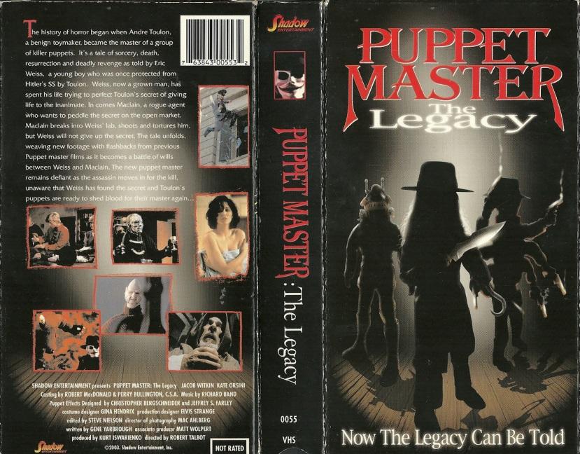 Puppet Master 8-2a