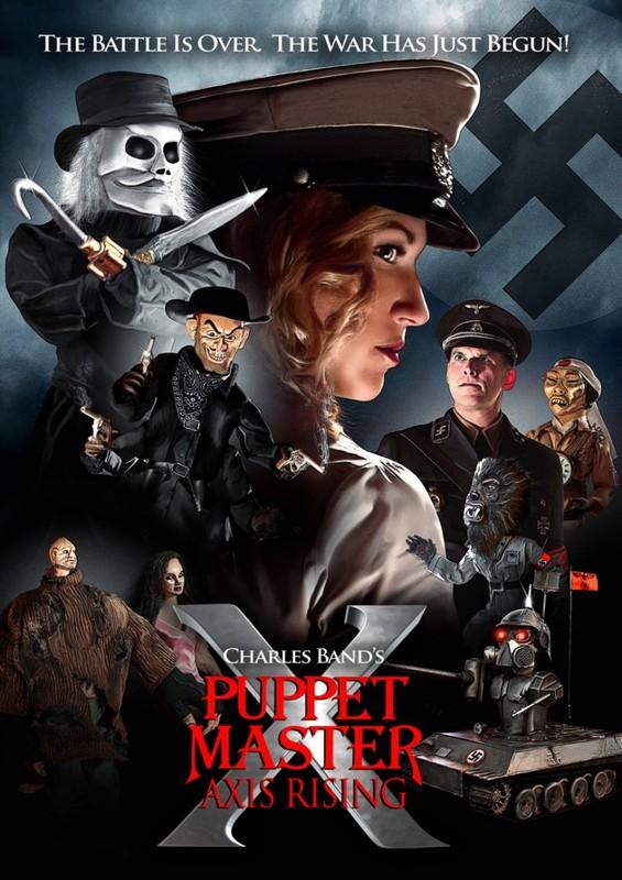Puppet Master X - 1