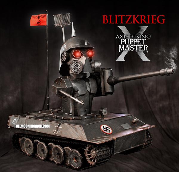 Puppet Master X - 3