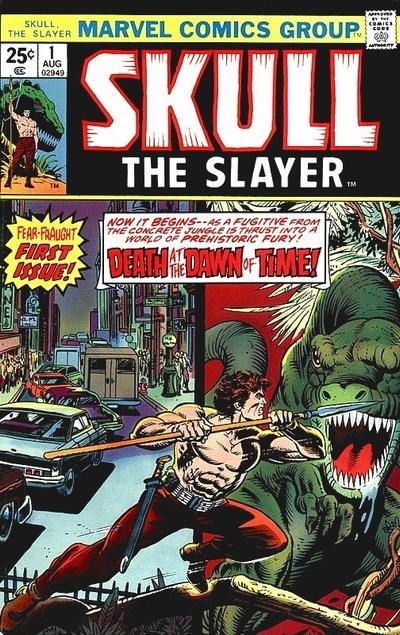 Skull the Slayer 1