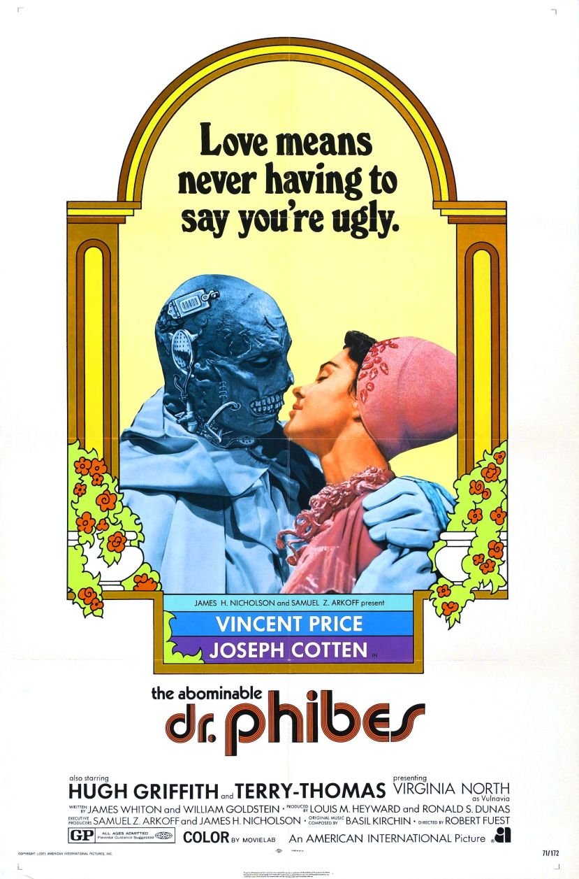 The Abominable Dr. Phibes 01