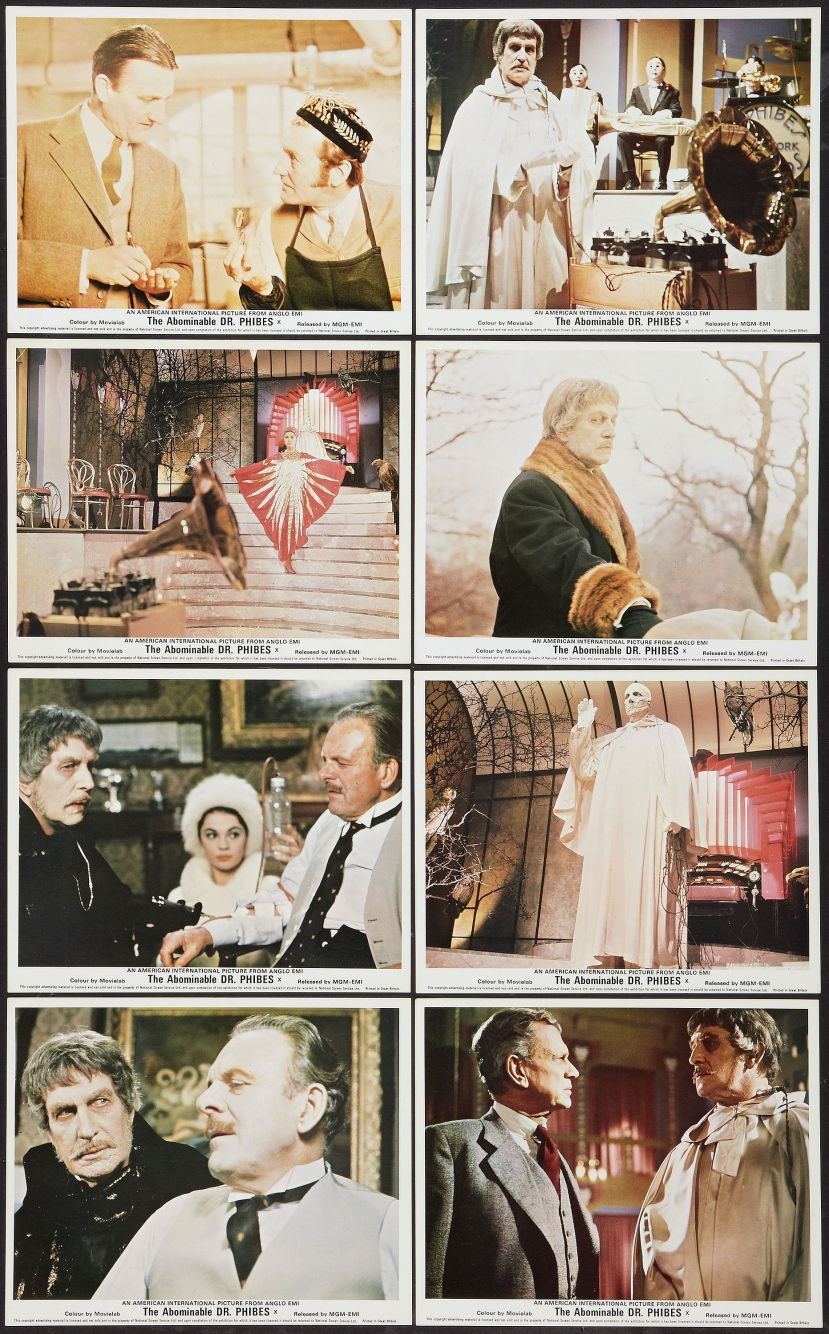 The Abominable Dr. Phibes 10