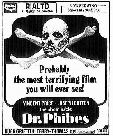 The Abominable Dr. Phibes 50