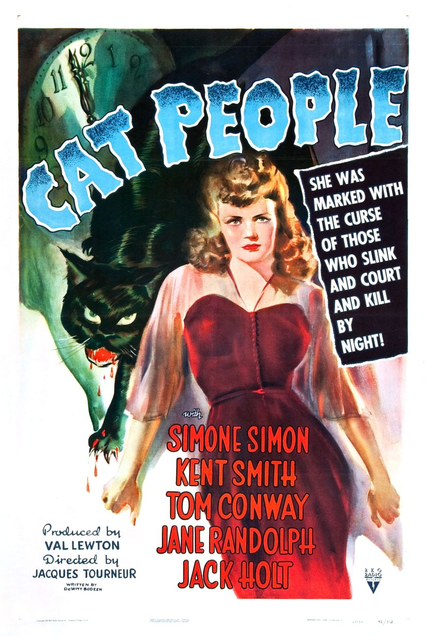 Cat People 1942 1