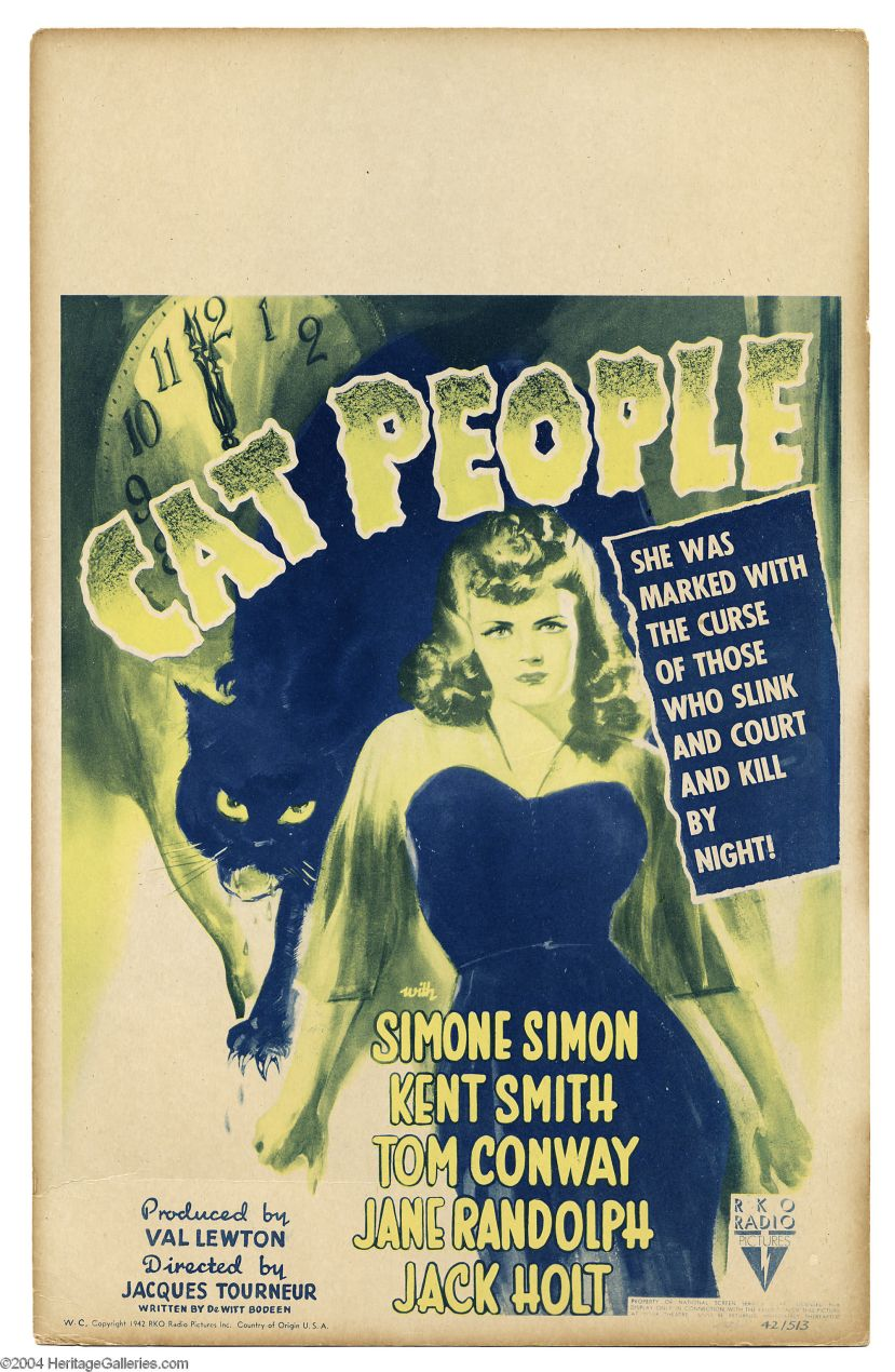 Cat People 1942 10
