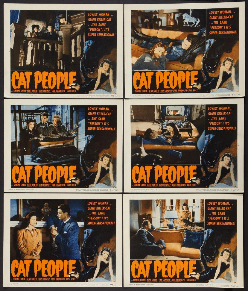 Cat People 1942 11