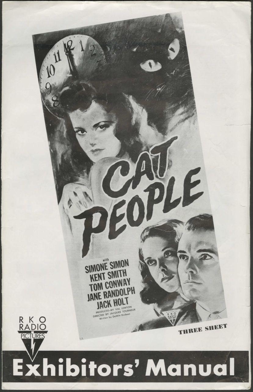 Cat People 1942 18