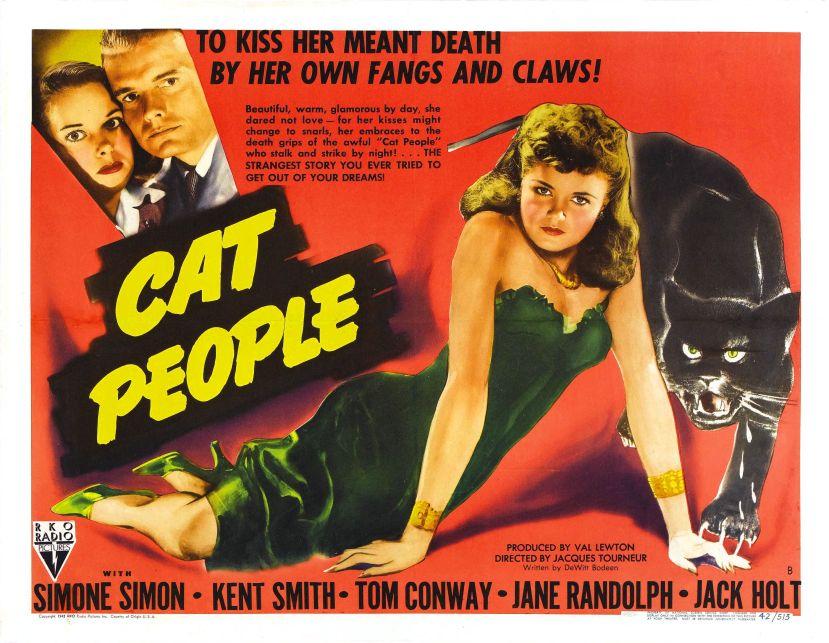 Cat People 1942 2