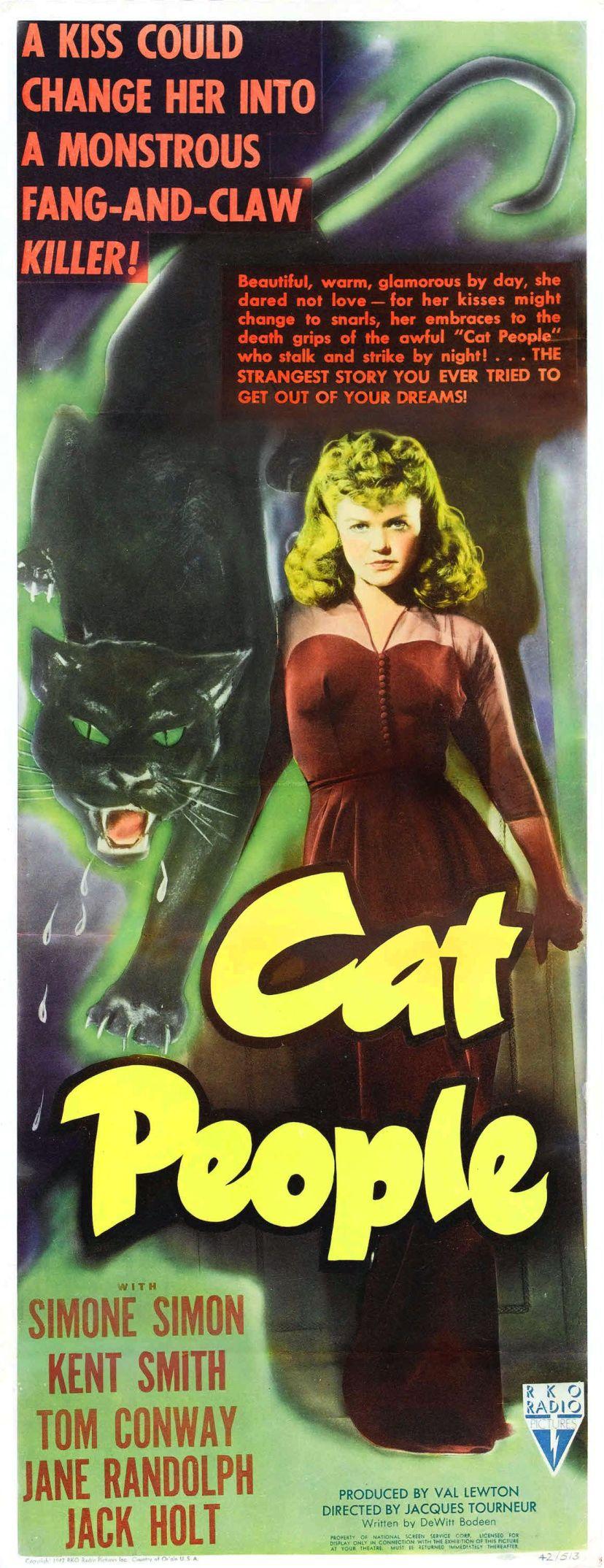 Cat People 1942 3