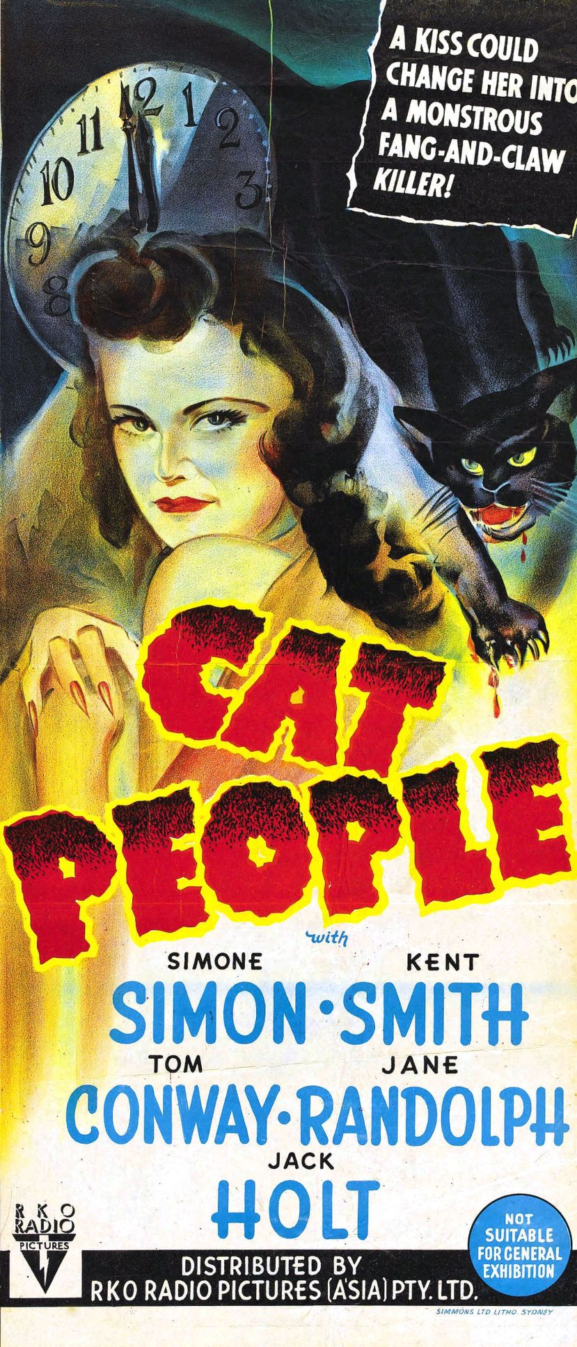 Cat People 1942 4
