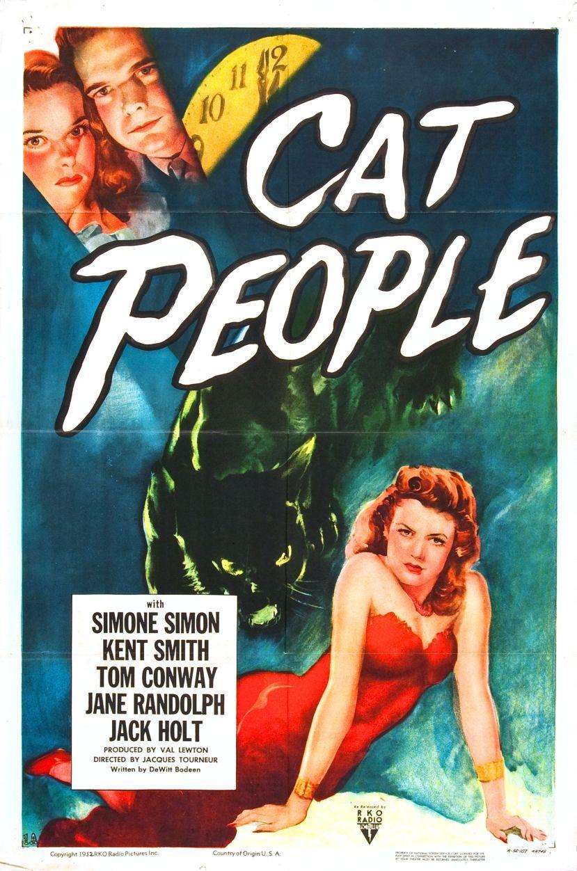 Cat People 1942 5