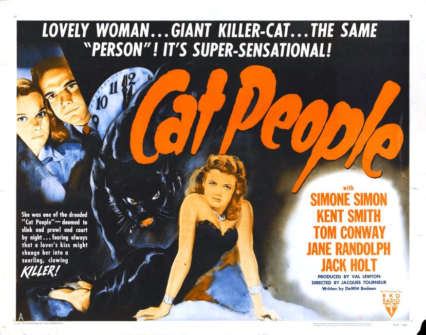 Cat People 1942 6