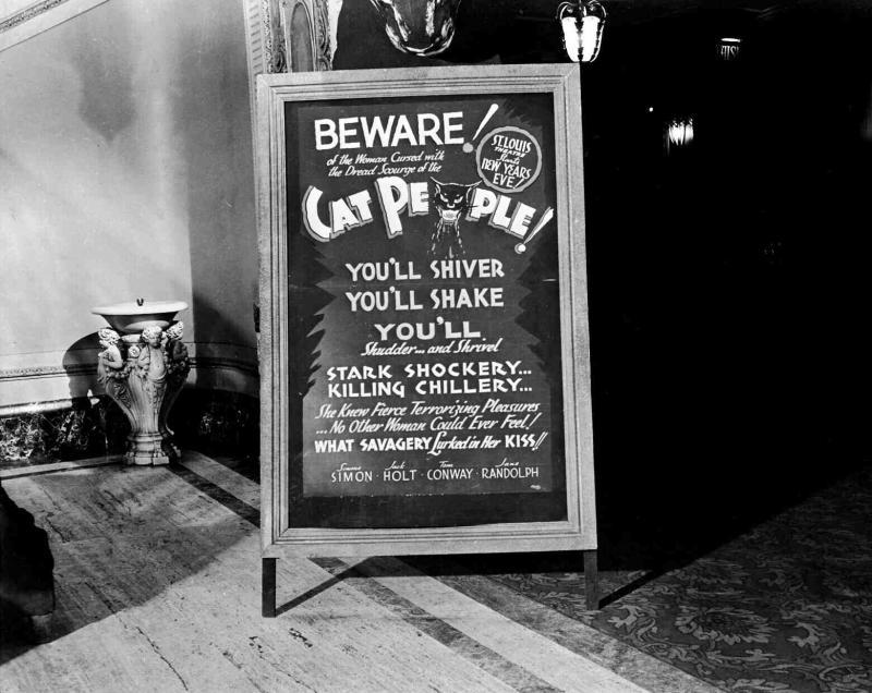 Cat People 1942 60